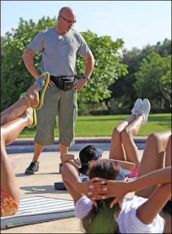 Fitness Urlaub für Frauen