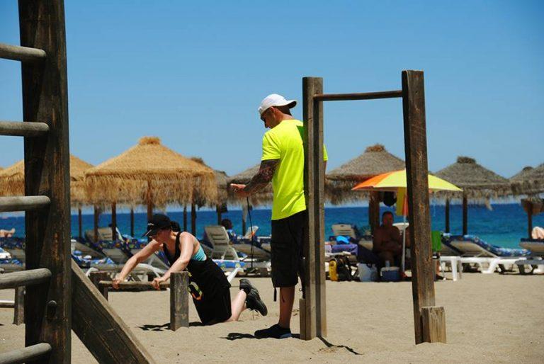 Fitness Reise nach Marbella